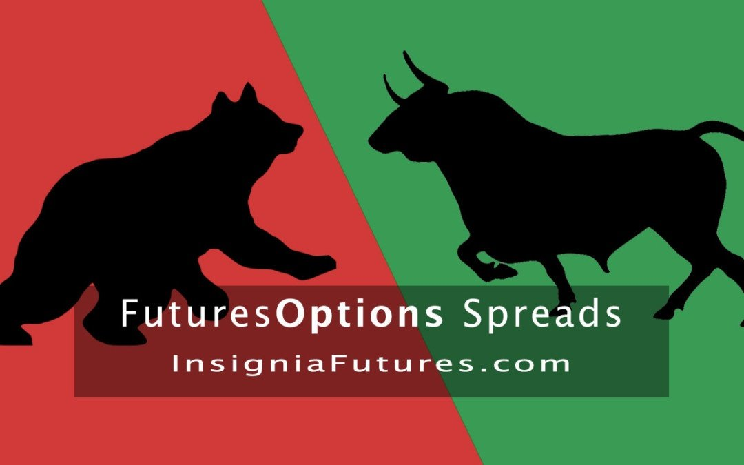 Futures Options Spreads – Lesson #3
