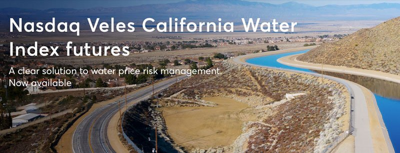 CME Water Futures Contract